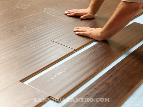 nhược điểm của sàn nhựa giả gỗ bạn chưa biết