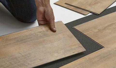 sàn nhựa giả gỗ có hèm khóa được nhiều người lựa chọn