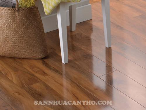 Nhu cầu lắp đặt sàn nhựa giả gỗ lót sàn Cần Thơ rất lớn